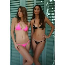 Neckholder Ministring Bikini mit Swarovski Steinen