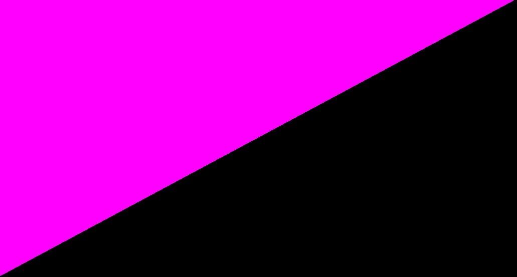 Neonpink-Schwarz