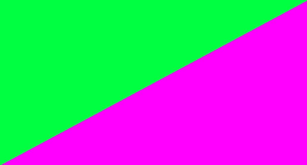 Neongrün-Neonpink